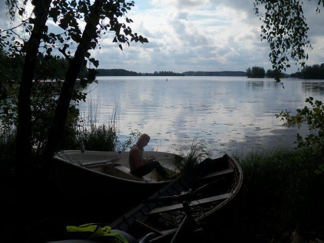 Lake Söderbysjön