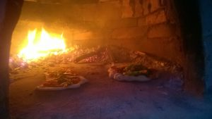 Pizza at ROD