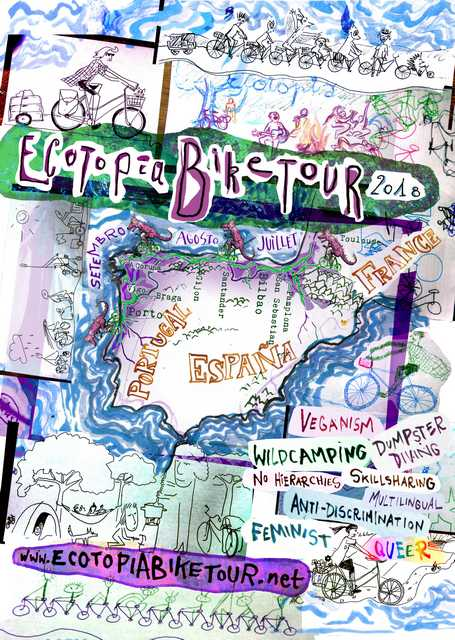 Ecotopia Biketour – Cycling Across Europe for Ecological and ...